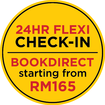 Book Direct logo of KL Journal Hotel