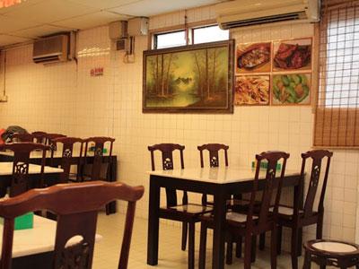 Jade Garden restaurant in Jalan Alor