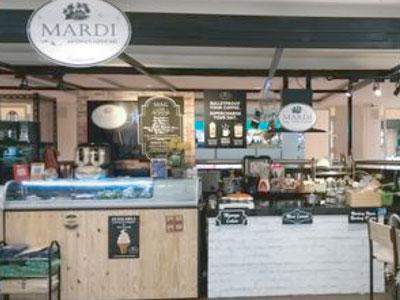 MARDI Artisan Grocer shop in Bukit Bintang